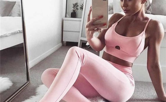 Women Cute Workout Sets For Your 2020 Fitness & Yoga Goals